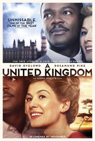 A United Kingdom (2017) Main Poster