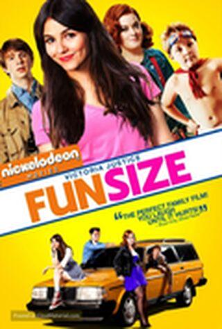 Fun Size (2012) Main Poster