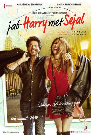 When Harry Met Sejal (2017) Main Poster