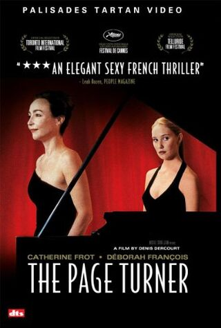 The Page Turner (2006) Main Poster