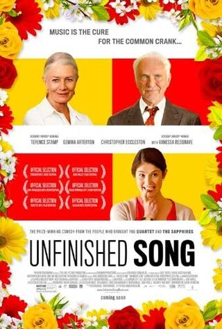 Unfinished Song (2013) Main Poster