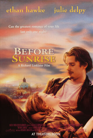 Before Sunset (2004) Main Poster