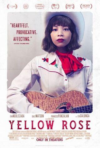 Yellow Rose (2020) Main Poster