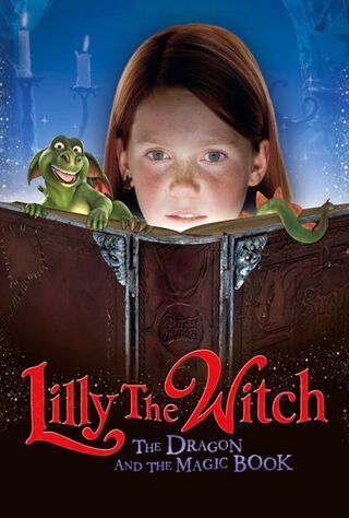 Lilly The Witch: The Dragon And The Magic Book (2009) Main Poster