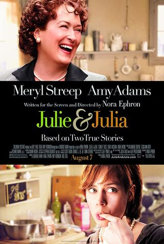 Julie & Julia (2009) Main Poster