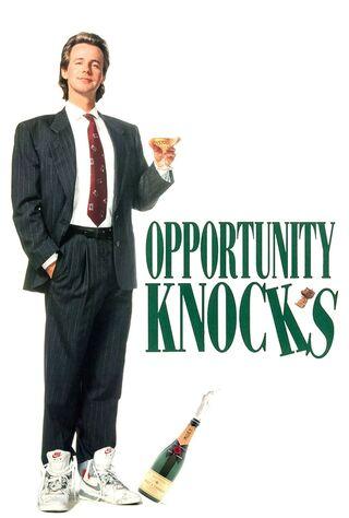 Opportunity Knocks (1990) Main Poster
