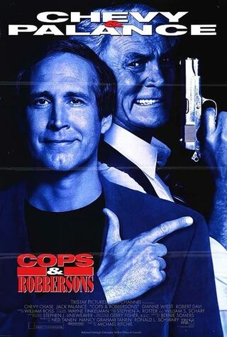 Cops And Robbersons (1994) Main Poster