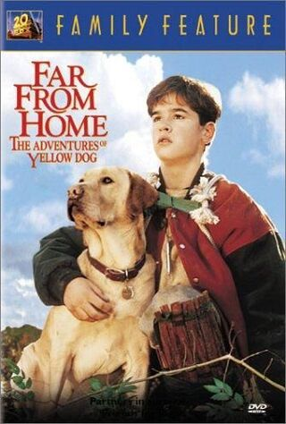 Far From Home: The Adventures Of Yellow Dog (1995) Main Poster