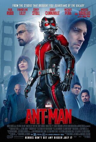 Ant-Man (2015) Main Poster