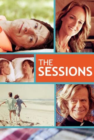The Sessions (2012) Main Poster