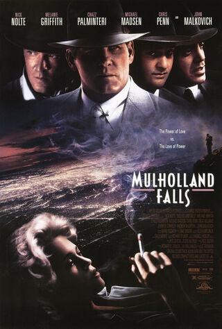 Mulholland Falls (1996) Main Poster