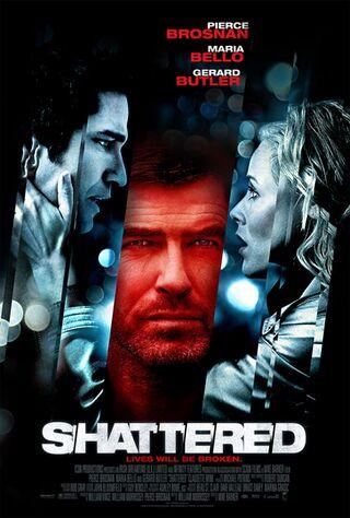 Shattered (1991) Main Poster