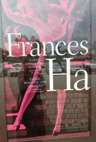Frances Ha (2013) Main Poster
