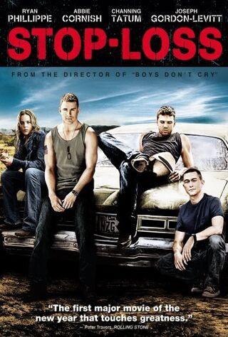 Stop-Loss (2008) Main Poster