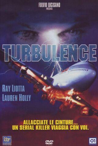 Turbulence (1997) Main Poster