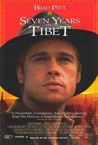 Seven Years In Tibet (1997) Main Poster