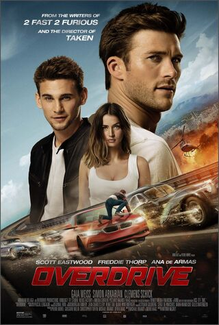 Overdrive (2017) Main Poster