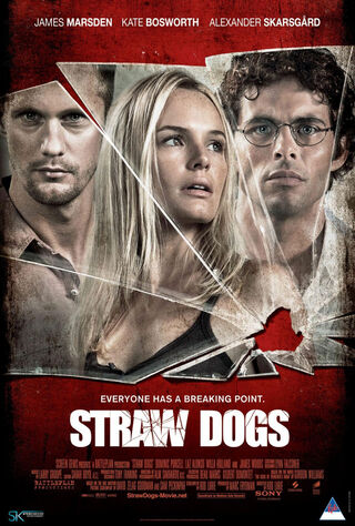 Straw Dogs (2011) Main Poster