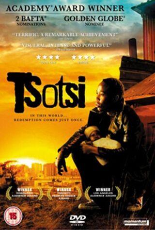 Tsotsi (2006) Main Poster