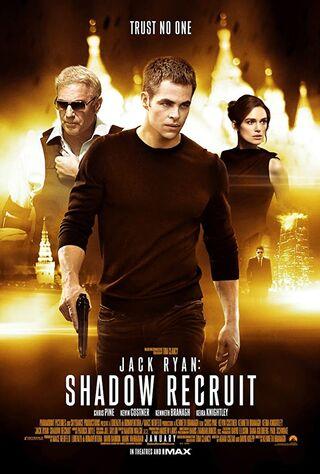 Jack Ryan: Shadow Recruit (2014) Main Poster