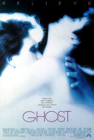 Ghost (1990) Main Poster