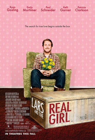 Lars And The Real Girl (2007) Main Poster