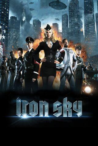 Iron Sky (2012) Main Poster