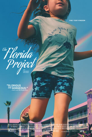 The Florida Project (2017) Main Poster