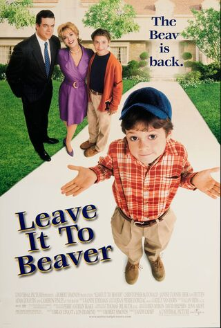 Leave It To Beaver (1997) Main Poster