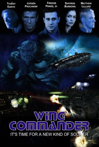 Wing Commander (1999) Main Poster