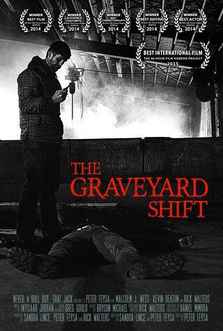 Graveyard Shift (1990) Main Poster