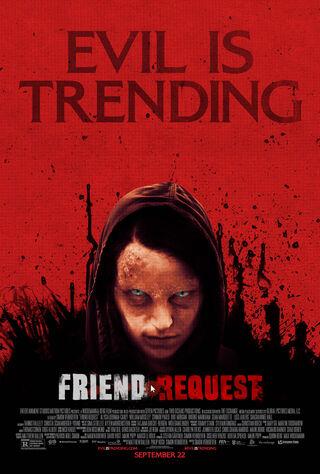 Friend Request (2017) Main Poster