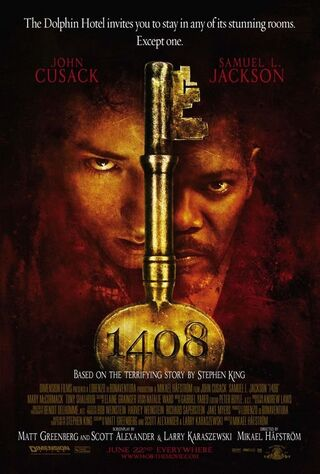 1408 (2007) Main Poster