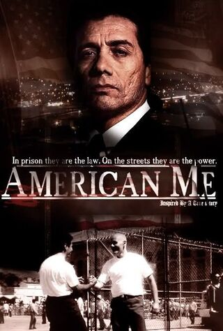 American Me (1992) Main Poster