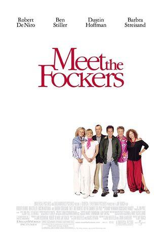 Meet the Fockers (2004) Main Poster