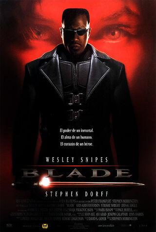 Blade (1998) Main Poster