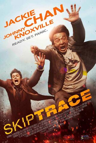 Skiptrace (2016) Main Poster