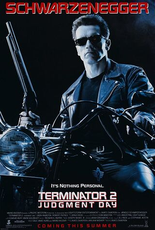 Terminator 2: Judgment Day (1991) Main Poster