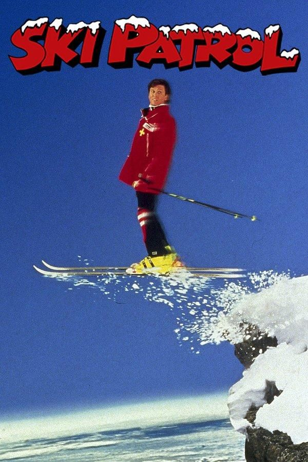 Ski Patrol (1990) Main Poster