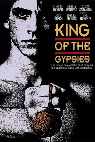 King Of The Gypsies (1979) Main Poster