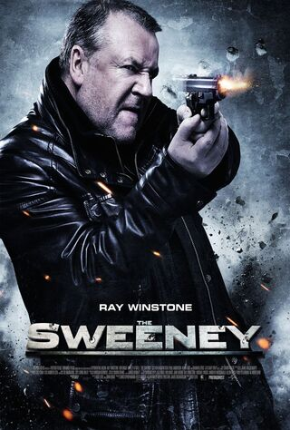 The Sweeney (2013) Main Poster