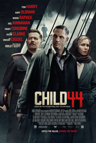 Child 44 (2015) Main Poster