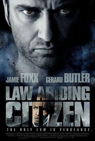 Law Abiding Citizen (2009) Main Poster