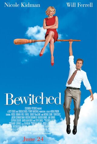 Bewitched (2005) Main Poster