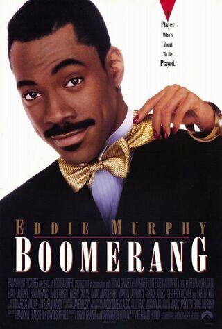 Boomerang (1992) Main Poster
