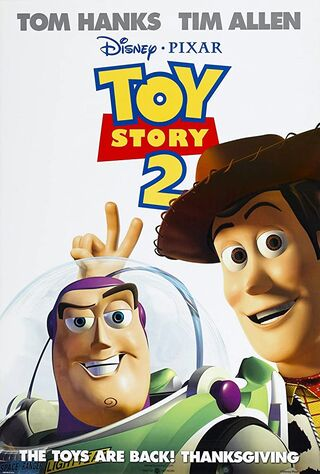 Toy Story 2 (1999) Main Poster