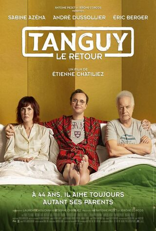 Tanguy Is Back (2019) Main Poster