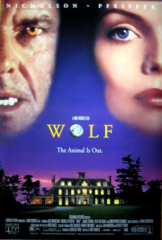 Wolf (1994) Main Poster