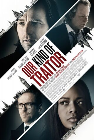 Our Kind Of Traitor (2016) Main Poster