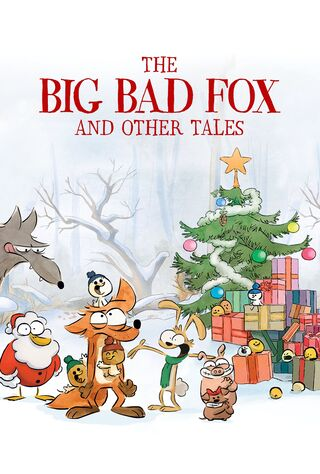 The Big Bad Fox And Other Tales (2017) Main Poster